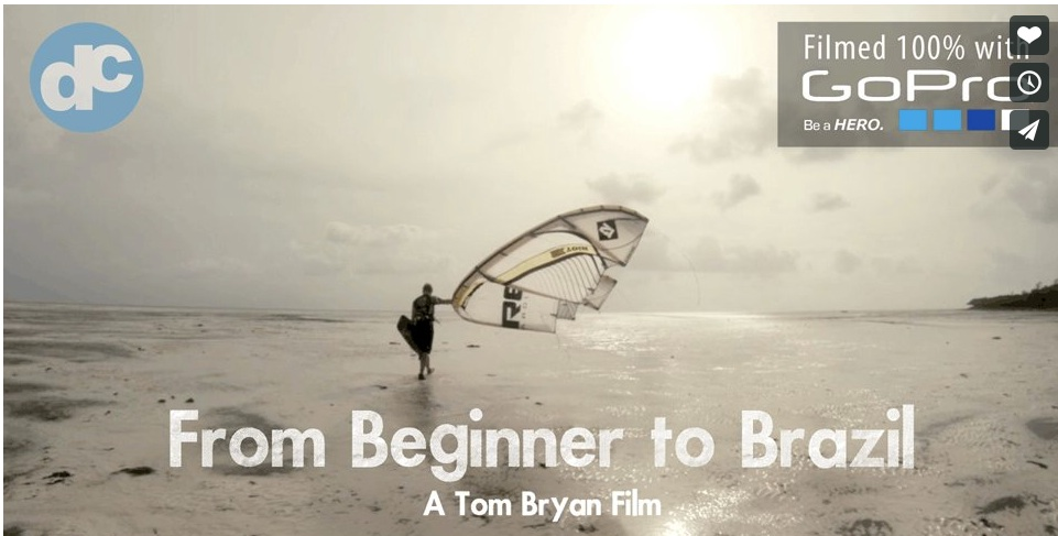 Tom Bryan %22From Beginner to Brazil%22